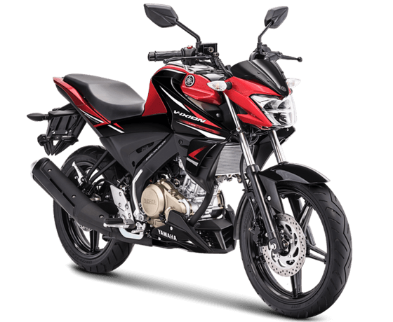 Vixion Red